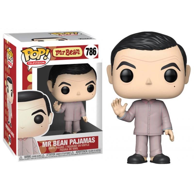 Figurine Mr. Bean Funko POP! Mr. Bean Pajama 9cm 1001 figurines