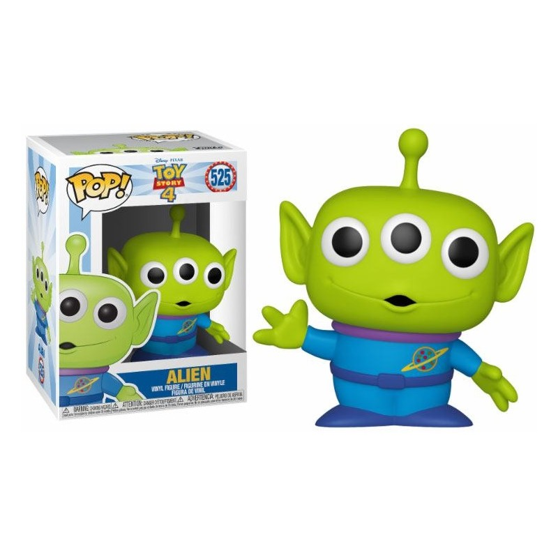 Figurine Toy Story 4 Funko POP! Disney Alien 9cm 1001 Figurines