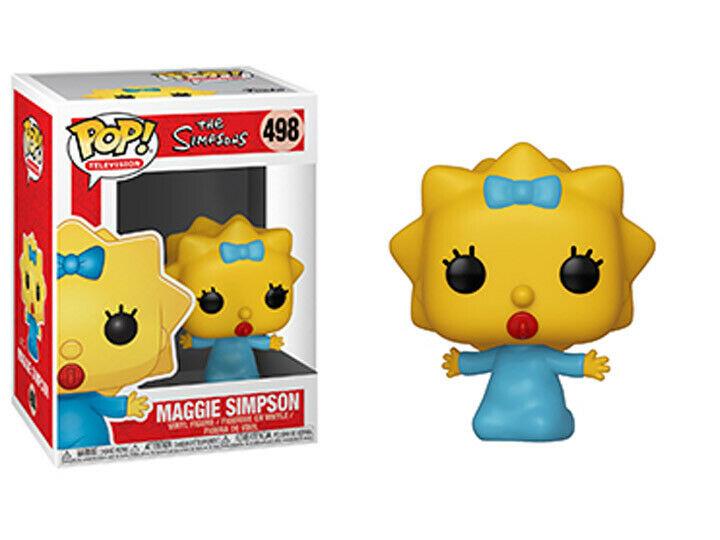 Figurine The Simpsons Funko POP! Maggie 9cm 1001 Figurines