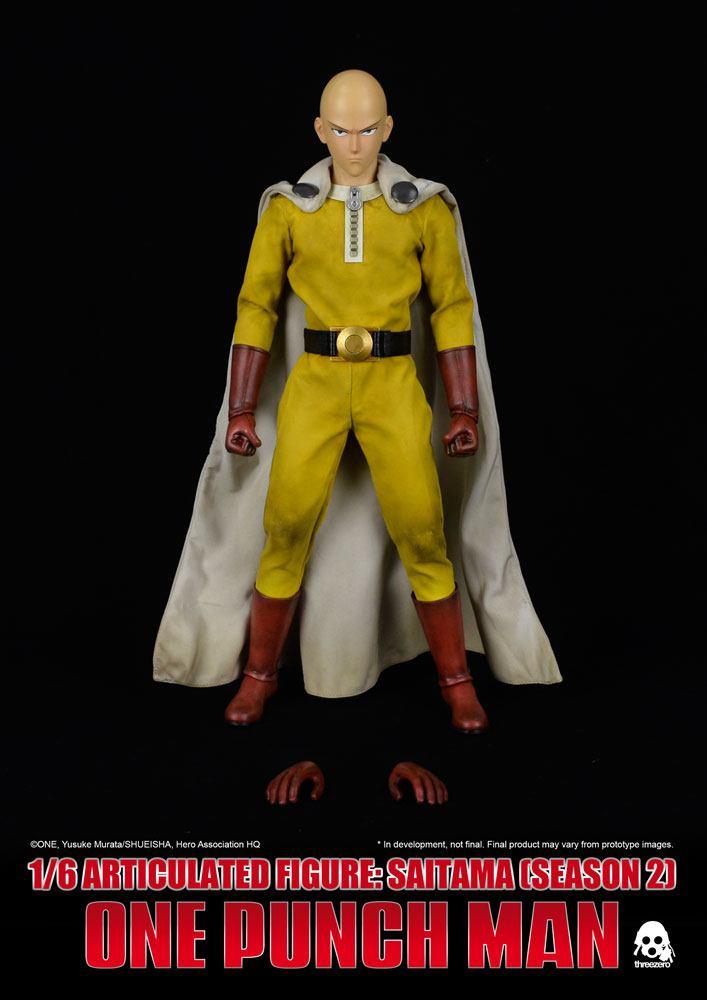 Figurine One Punch Man Saitama Saison 2 - 30cm 1001 FIGURINES (2)