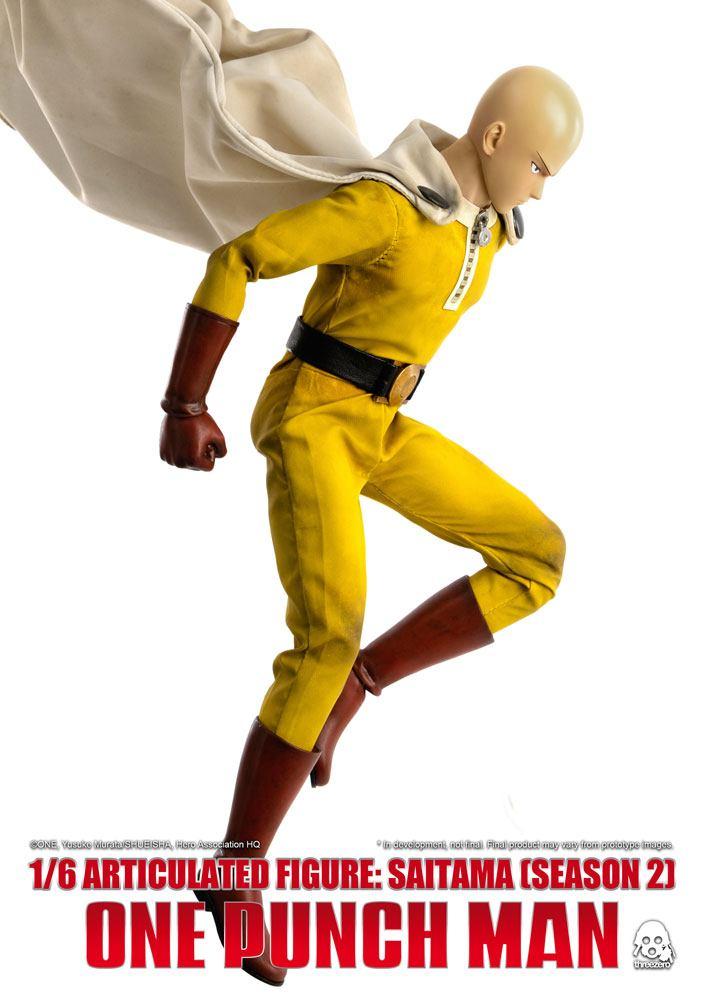 Figurine One Punch Man Saitama Saison 2 - 30cm 1001 FIGURINES (7)