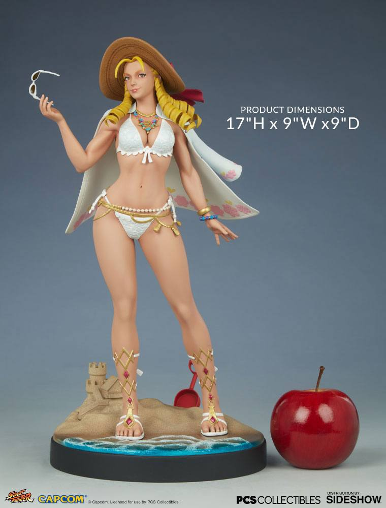 Statuette Street Fighter Karin Season Pass 43cm 1001 Figurines (2)