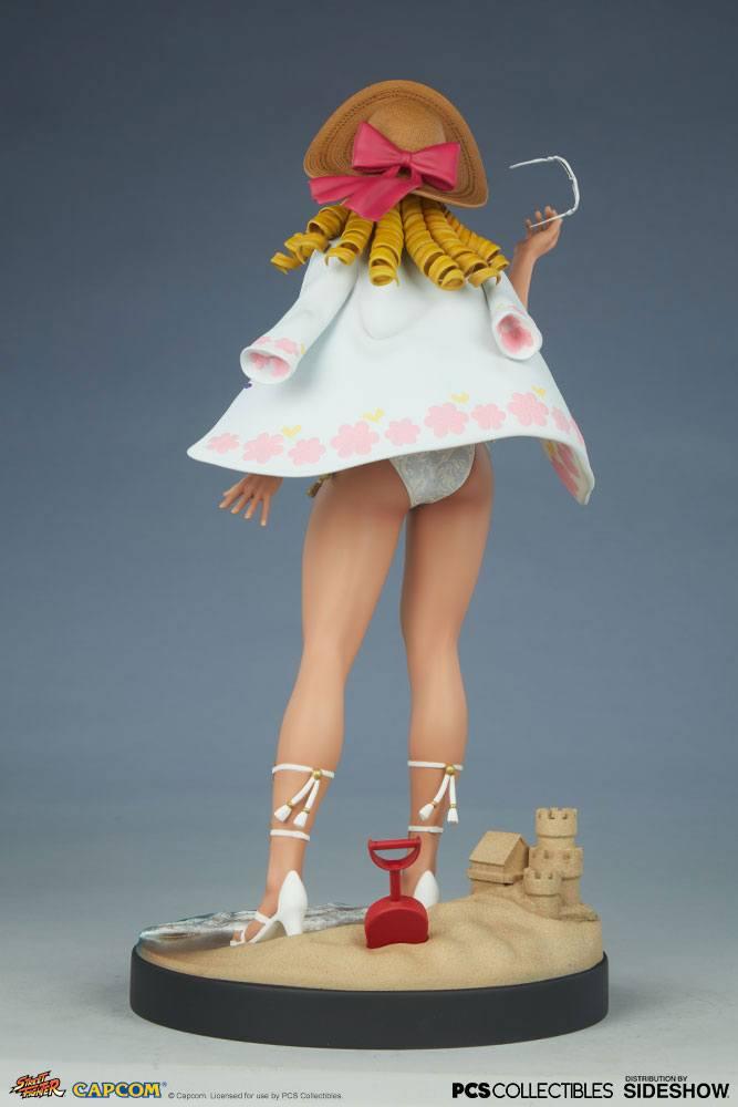Statuette Street Fighter Karin Season Pass 43cm 1001 Figurines (4)