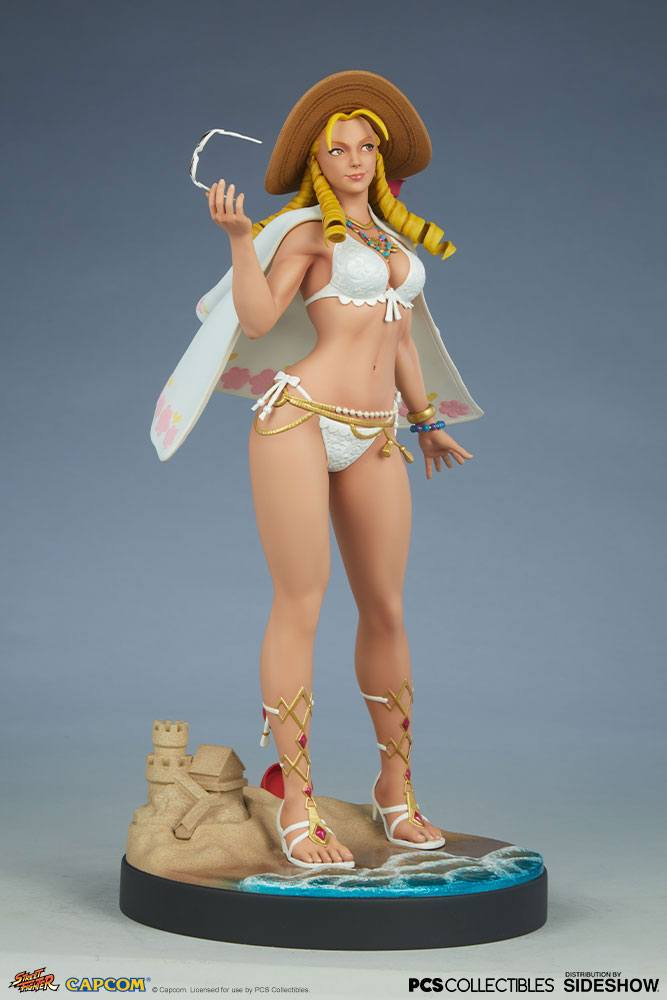 Statuette Street Fighter Karin Season Pass 43cm 1001 Figurines (6)