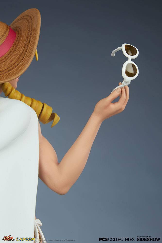 Statuette Street Fighter Karin Season Pass 43cm 1001 Figurines (10)