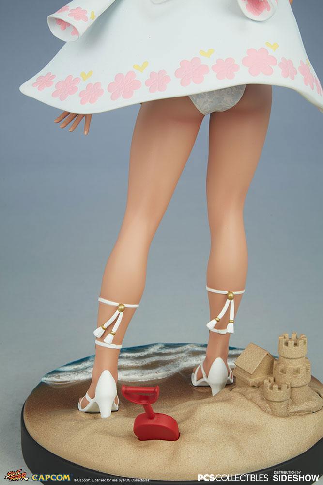 Statuette Street Fighter Karin Season Pass 43cm 1001 Figurines (11)