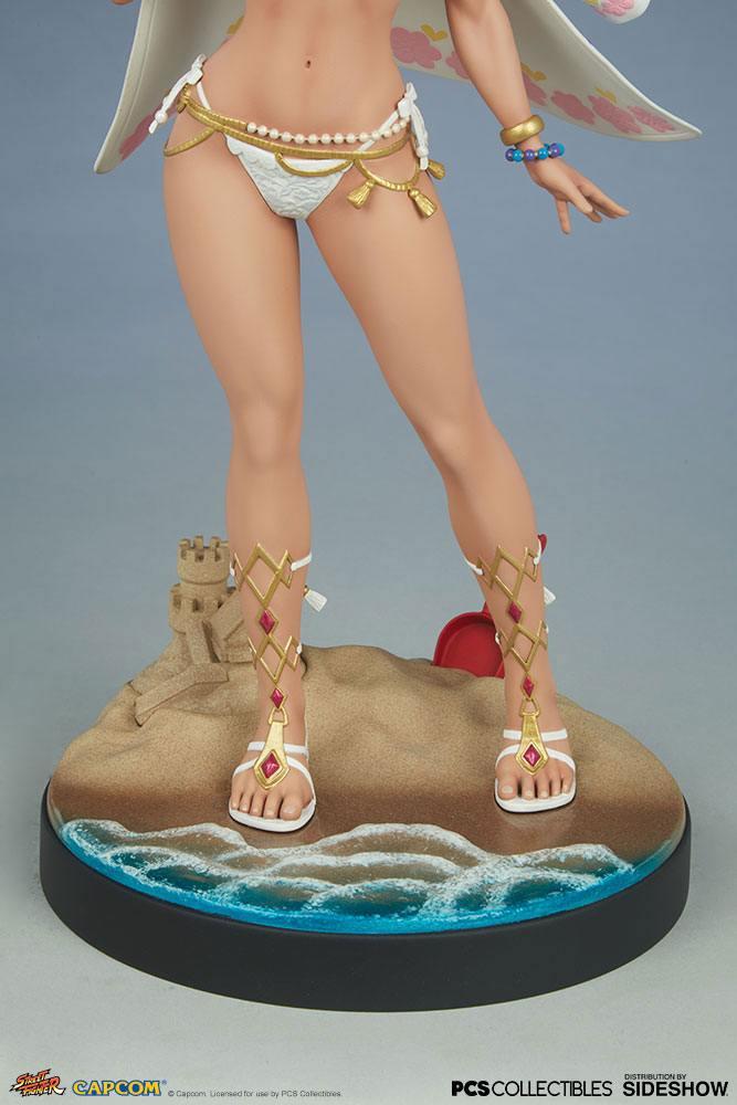 Statuette Street Fighter Karin Season Pass 43cm 1001 Figurines (12)