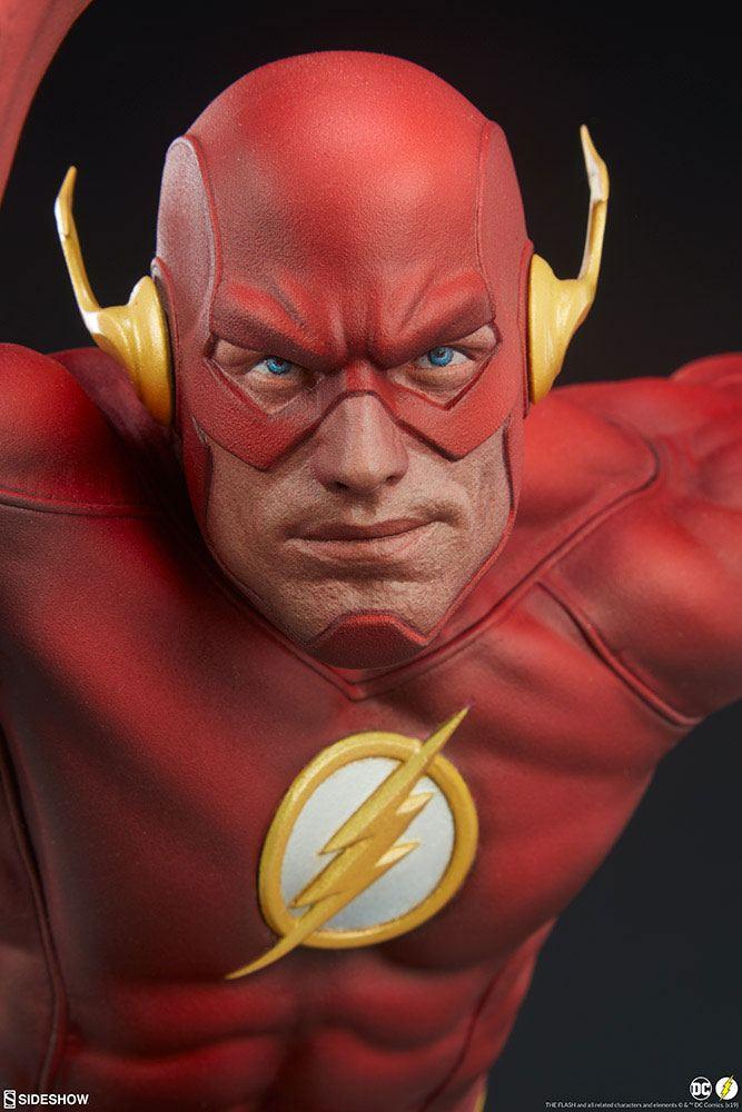 Statuette DC Comics Premium Format The Flash 43cm 1001 Figurines (11)