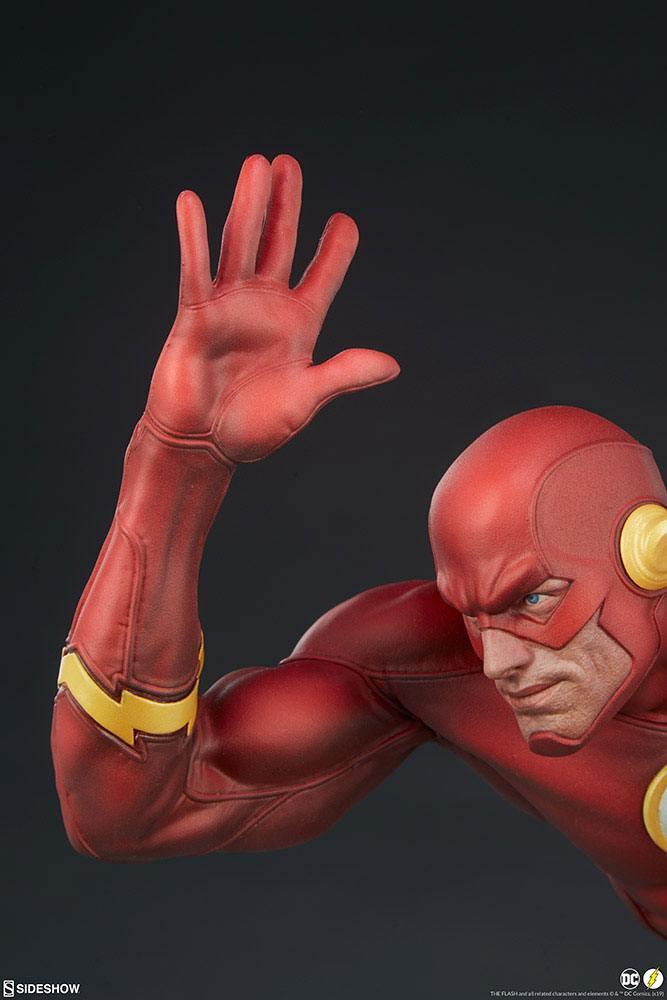 Statuette DC Comics Premium Format The Flash 43cm 1001 Figurines (15)