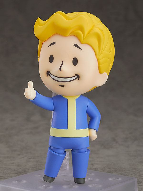 Figurine Nendoroid Fallout Vault Boy 10cm 1001 figurines (1)