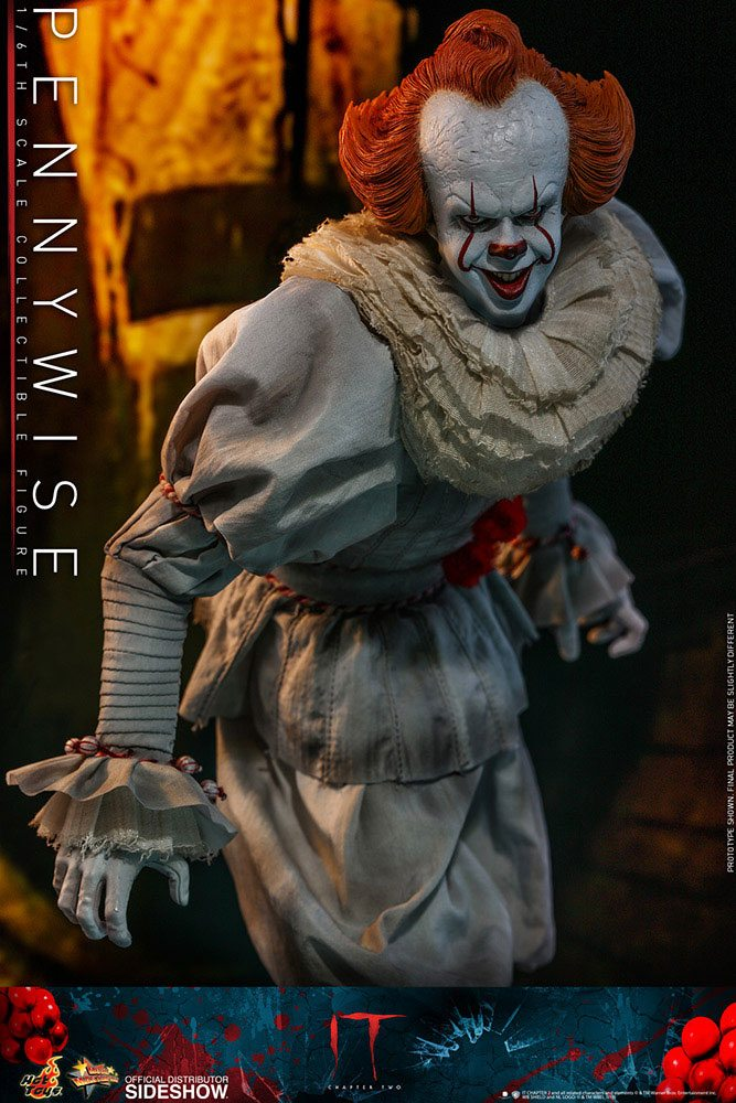 Figurine Ça Chapitre 2 Movie Masterpiece Pennywise 32cm 1001 Figurines (4)
