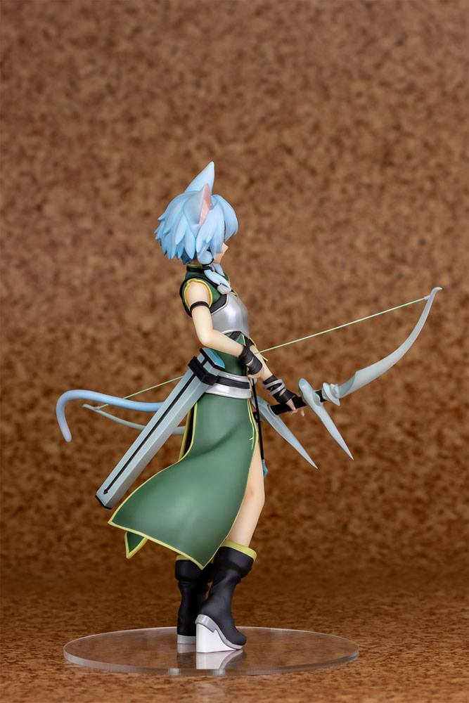 Statuette Sword Art Online II Sinon ALO Ver. 21cm 1001 Figurines (4)