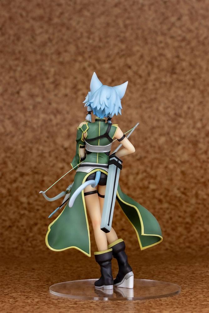 Statuette Sword Art Online II Sinon ALO Ver. 21cm 1001 Figurines (6)