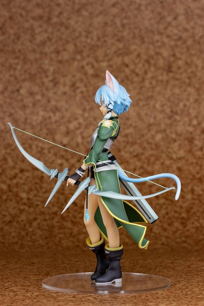 Statuette Sword Art Online II Sinon ALO Ver. 21cm 1001 Figurines (8)
