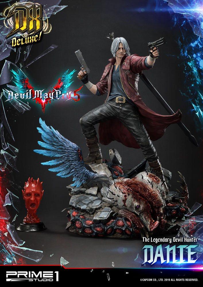 Statue Devil May Cry 5 Dante Deluxe Ver. 74cm 1001 Figurines (3)
