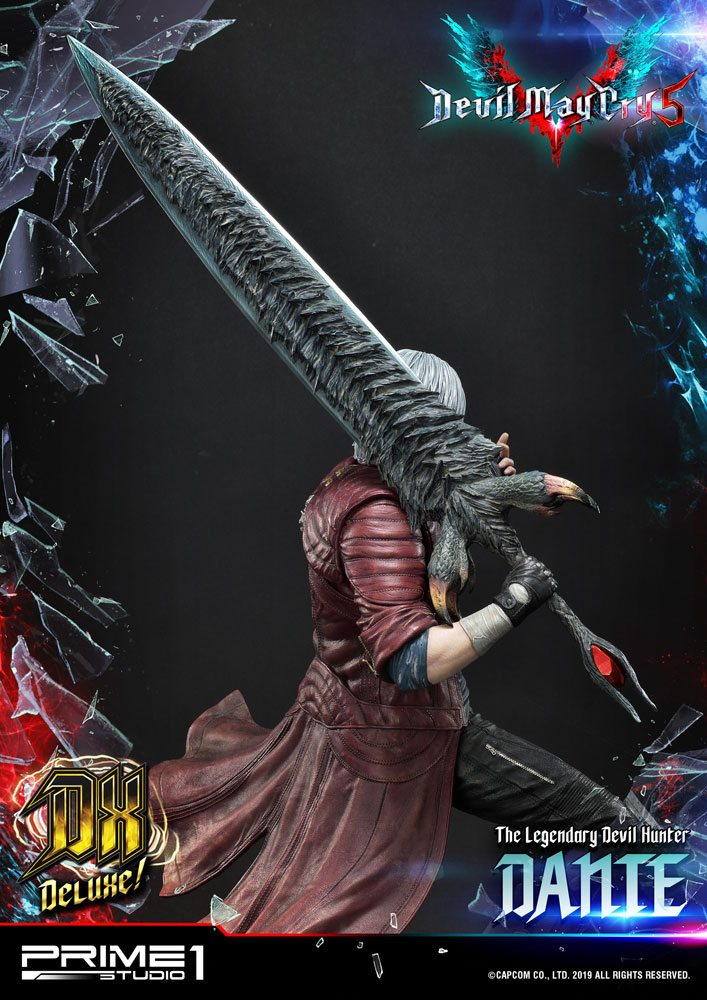 Statue Devil May Cry 5 Dante Deluxe Ver. 74cm 1001 Figurines (5)