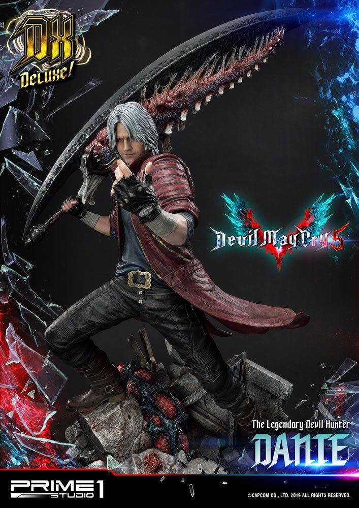 Statue Devil May Cry 5 Dante Deluxe Ver. 74cm 1001 Figurines (7)