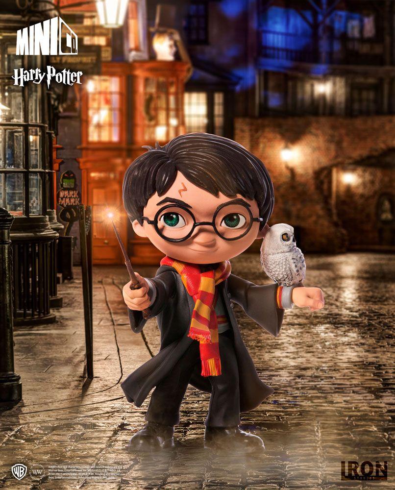 Figurine Harry Potter Mini Co. Harry Potter 12cm 1001 Figurines  (2)