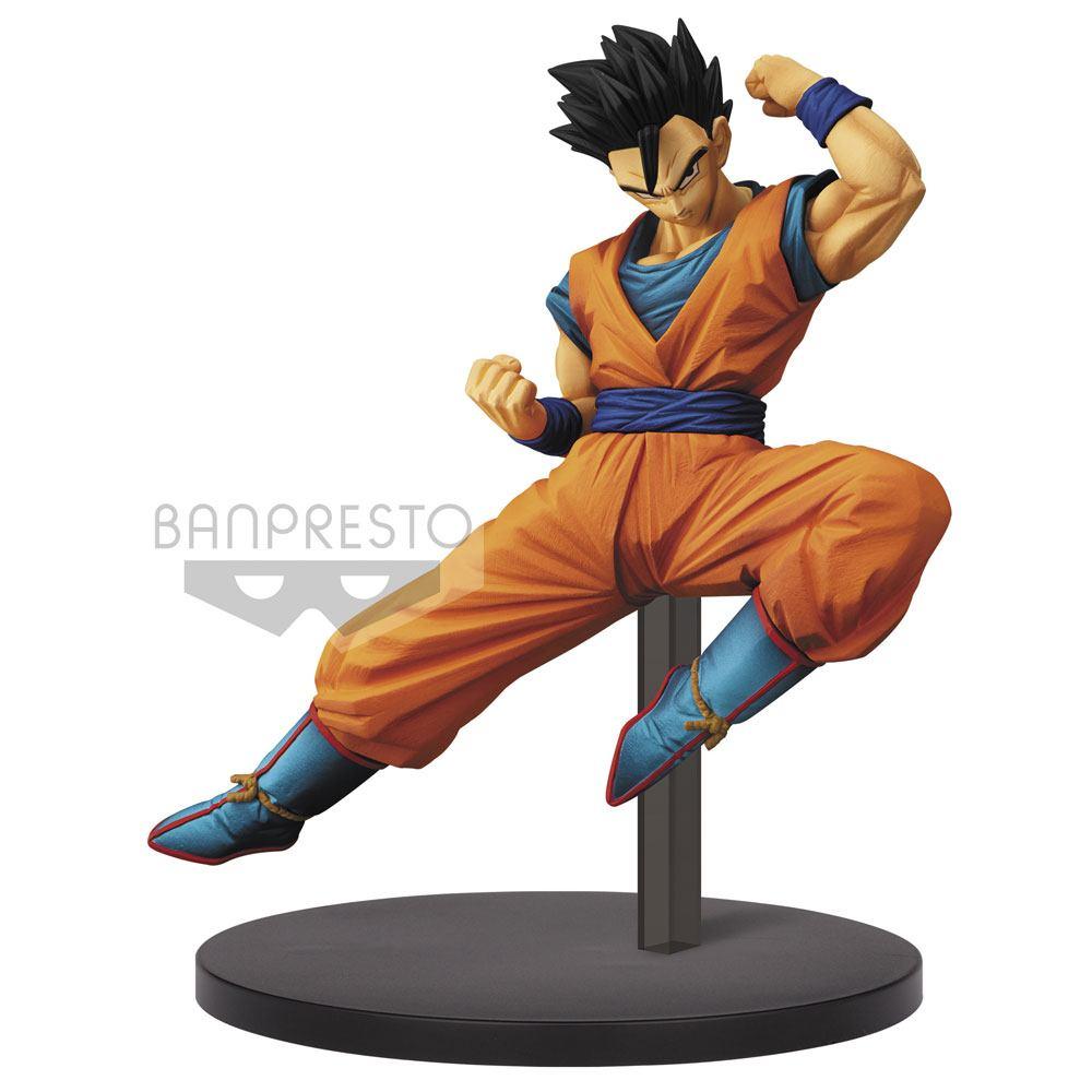 Statuette Dragon Ball Super Chosenshiretsuden Ultimate Son Gohan 15cm