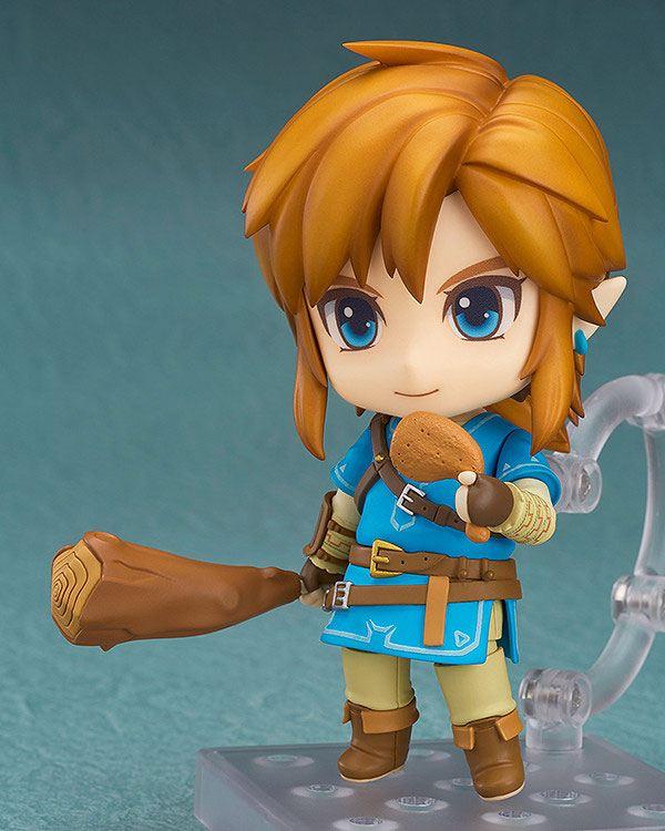Figurine Nendoroid The Legend of Zelda Breath of the Wild Link Deluxe Edition 10cm 1001 Figurines (4)