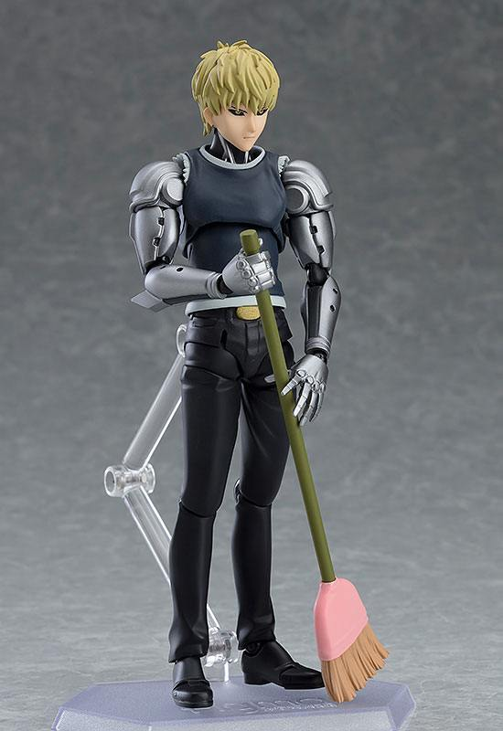 Figurine Figma One Punch Man Genos 15cm 1001 Figurines (5)