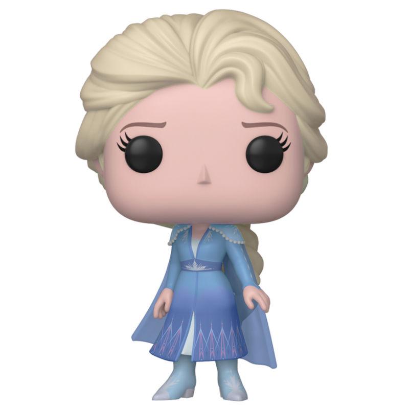 Figurine La Reine des neiges 2 Funko POP! Disney Elsa 9cm 1001 Figurines