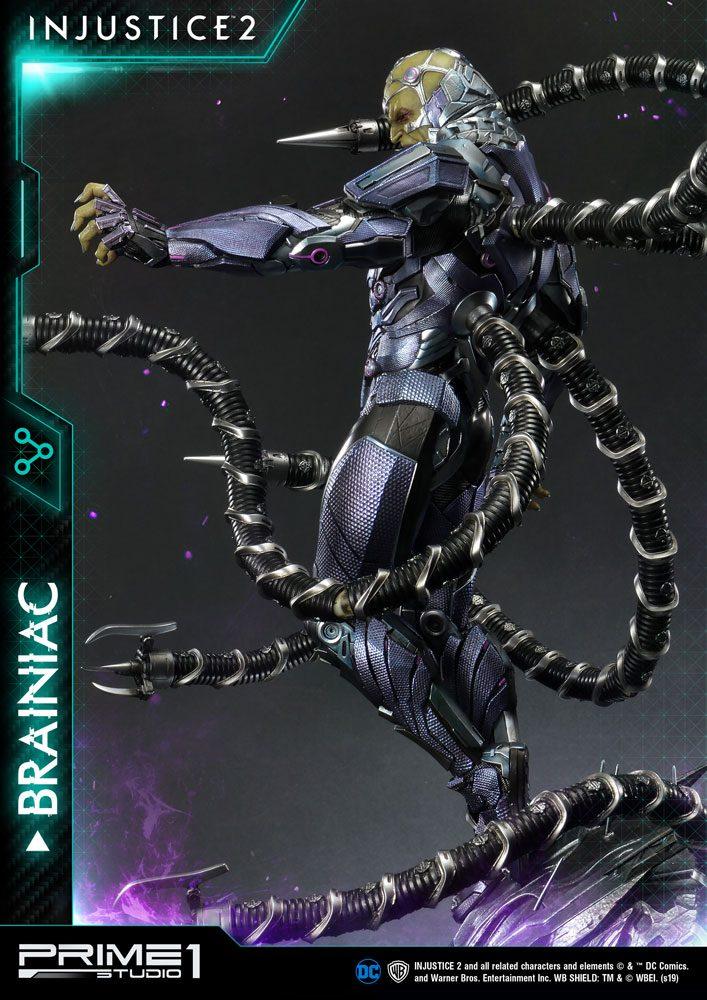 Statue Injustice 2 Brainiac 75cm 1001 figurines (3)