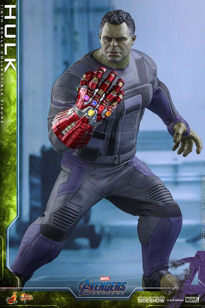 Figurine Avengers Endgame Movie Masterpiece Hulk 39cm 1001 Figurines (2)