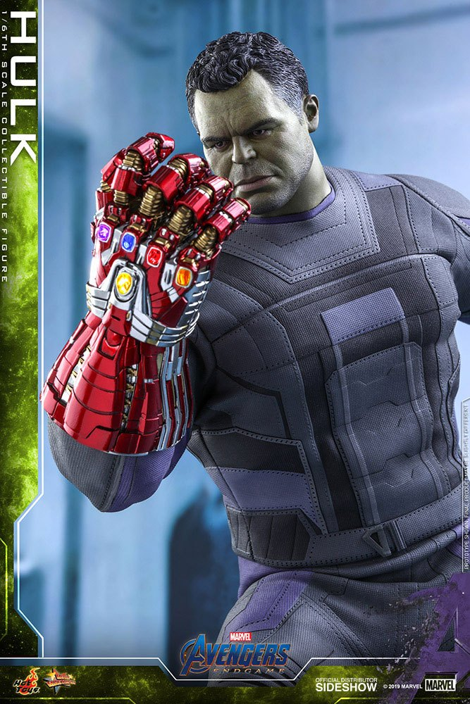 Figurine Avengers Endgame Movie Masterpiece Hulk 39cm 1001 Figurines (1)