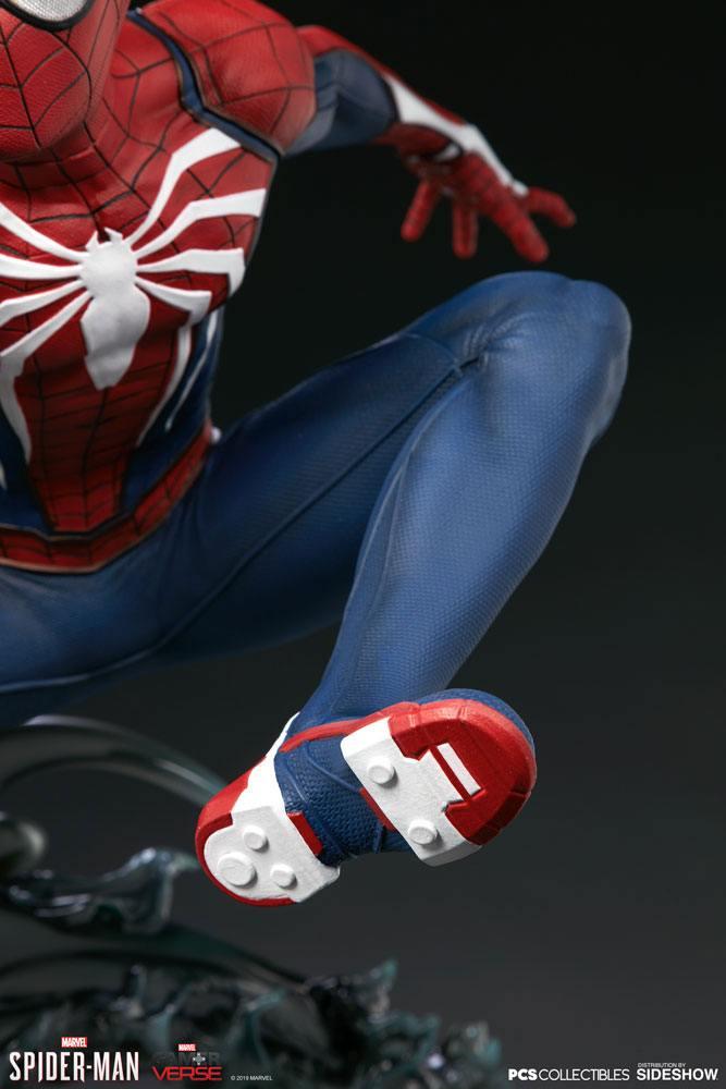 Statuette Marvels Spider-Man - Spider-Man Advanced Suit 61cm 1001 Figurines (13)