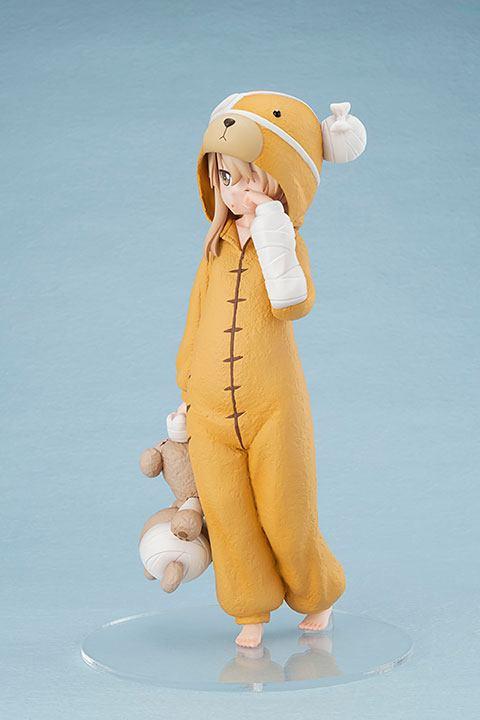 Statuette Girls und Panzer das Finale Alice Shimada Boco Pajamas Ver. 21cm 1001 Figurines (2)