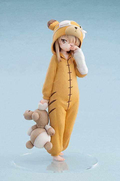 Statuette Girls und Panzer das Finale Alice Shimada Boco Pajamas Ver. 21cm 1001 Figurines (4)