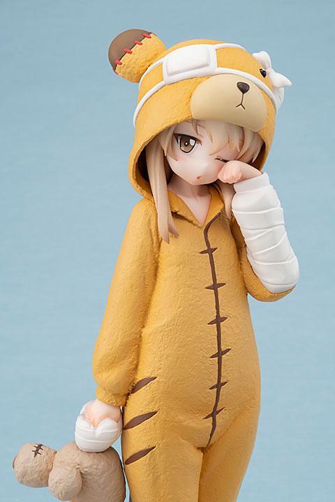 Statuette Girls und Panzer das Finale Alice Shimada Boco Pajamas Ver. 21cm 1001 Figurines (5)