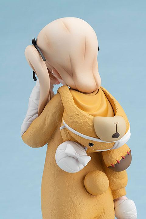 Statuette Girls und Panzer das Finale Alice Shimada Boco Pajamas Ver. 21cm 1001 Figurines (11)