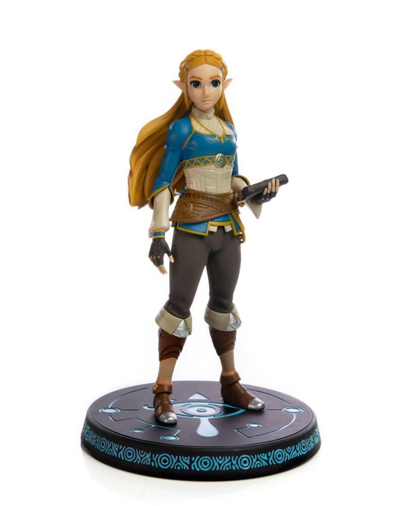 Statuette The Legend of Zelda Breath of the Wild Zelda 25cm 1001 figurines (16)