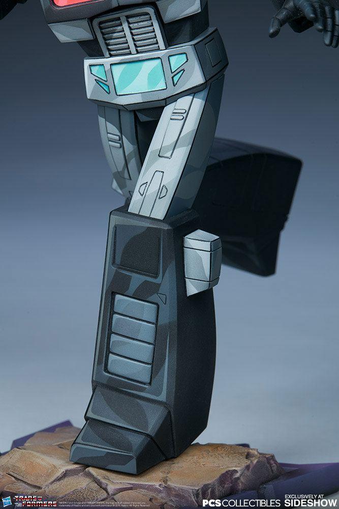 Statuette Transformers Classic Scale Nemesis Prime 25cm 1001 FIGURINES (9)
