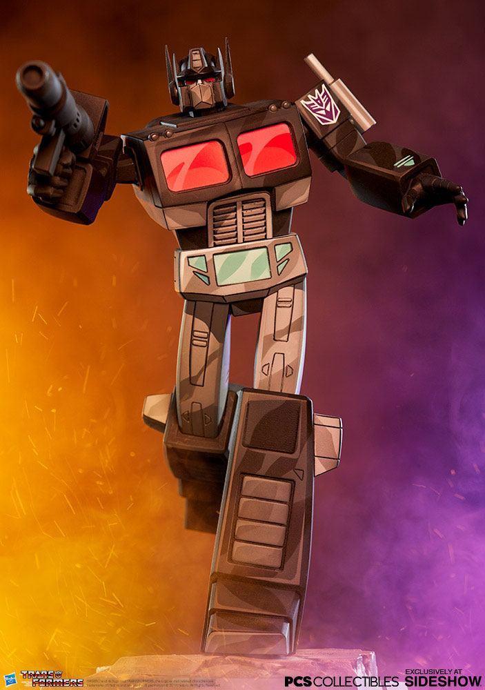 Statuette Transformers Classic Scale Nemesis Prime 25cm 1001 FIGURINES (15)