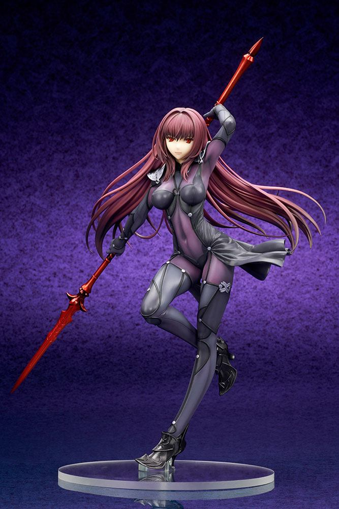Statuette Fate Grand Order Lancer Scathach 24cm 1001 Figurines (2)