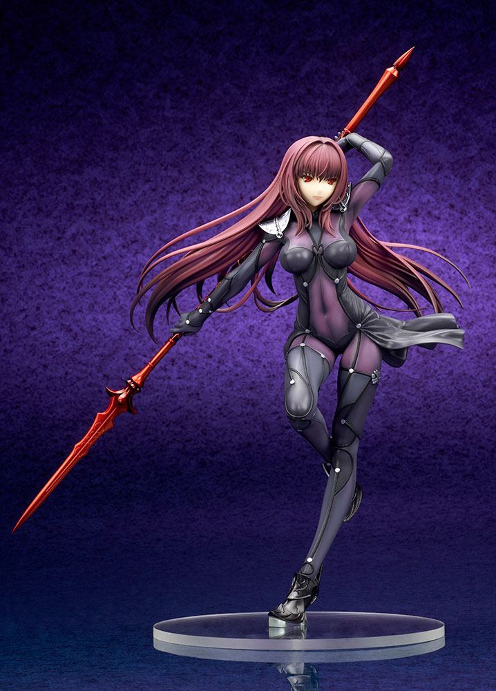 Statuette Fate Grand Order Lancer Scathach 24cm 1001 Figurines (6)