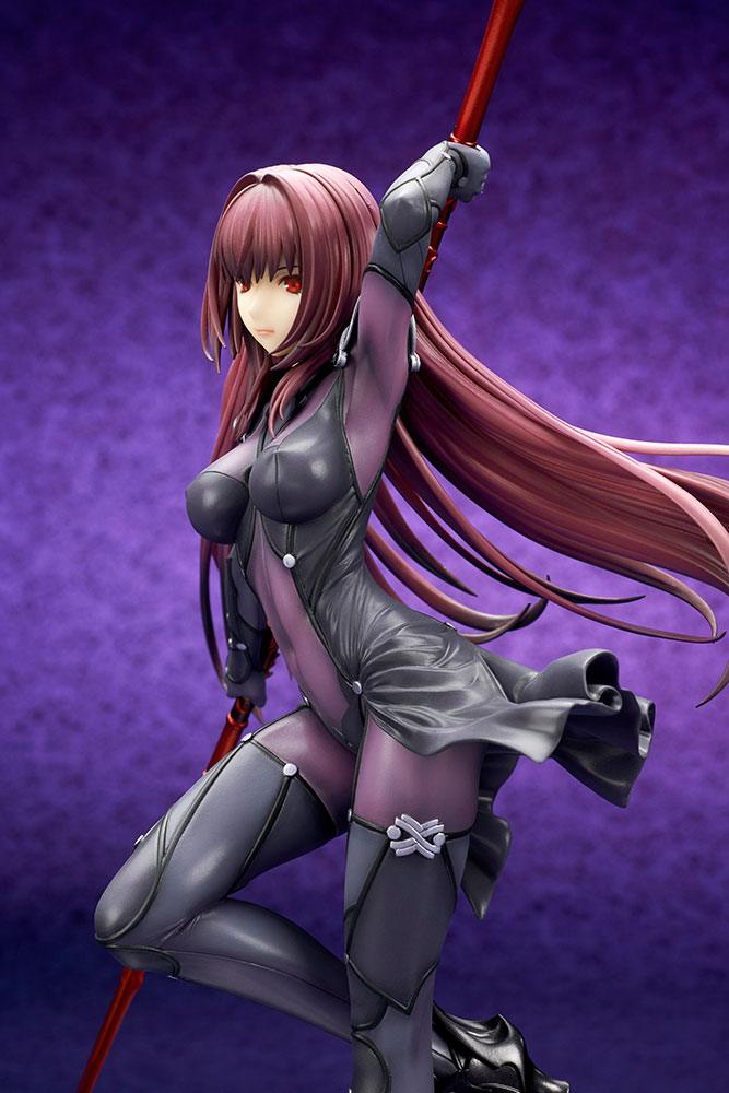 Statuette Fate Grand Order Lancer Scathach 24cm 1001 Figurines (9)