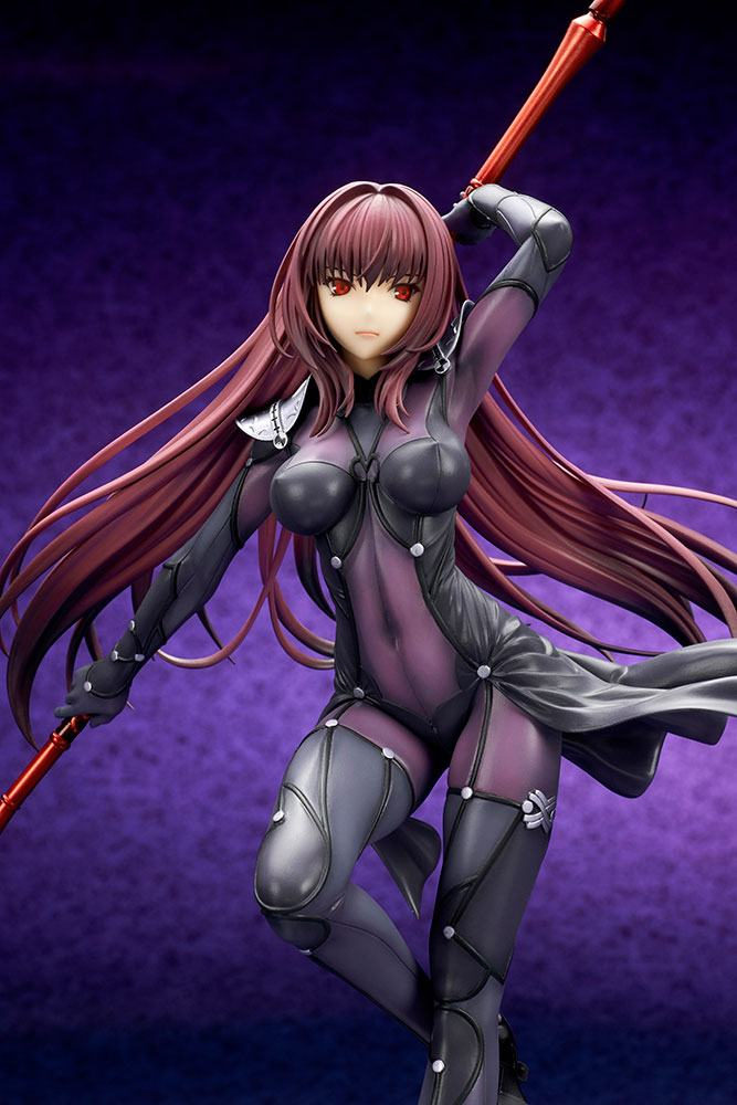 Statuette Fate Grand Order Lancer Scathach 24cm 1001 Figurines (10)