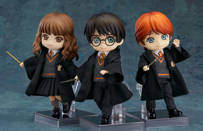 Figurine Nendoroid Harry Potter Doll Hermione Granger 14cm 1001 Figurines (6)
