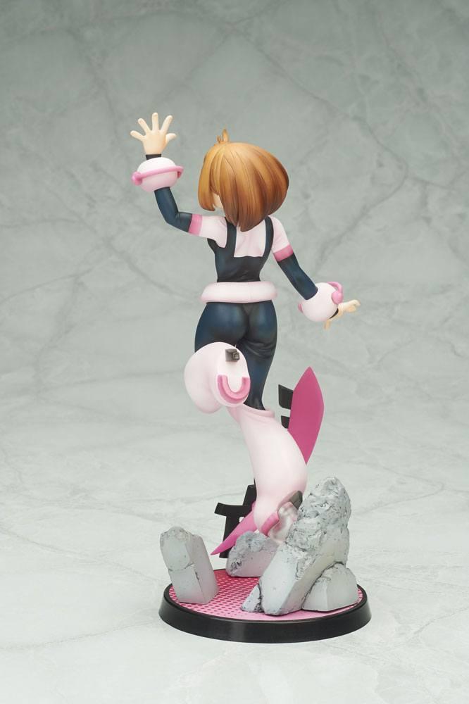 Statuette My Hero Academia Ochaco Urarakai Hero Suit Ver. 24cm 1001 Figurines (3)