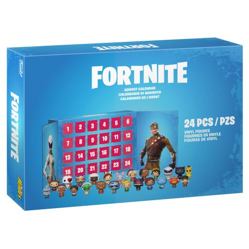 Calendrier de l´avent Fortnite Pint Size Heroes Funko Pocket POP! 1001 Figurines