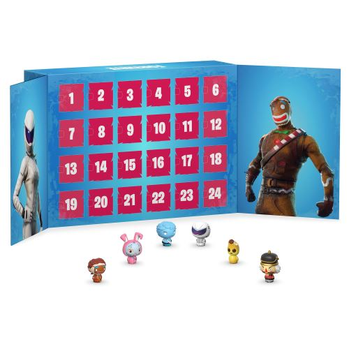 Calendrier de l´avent Fortnite Pint Size Heroes Funko Pocket POP! 1001 Figurines 1