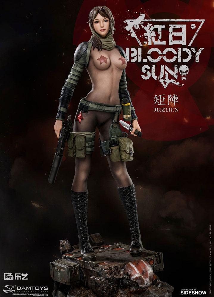 Statuette Bloody Sun Dum by Ju Zhen 37cm 1001 Figurines (1)