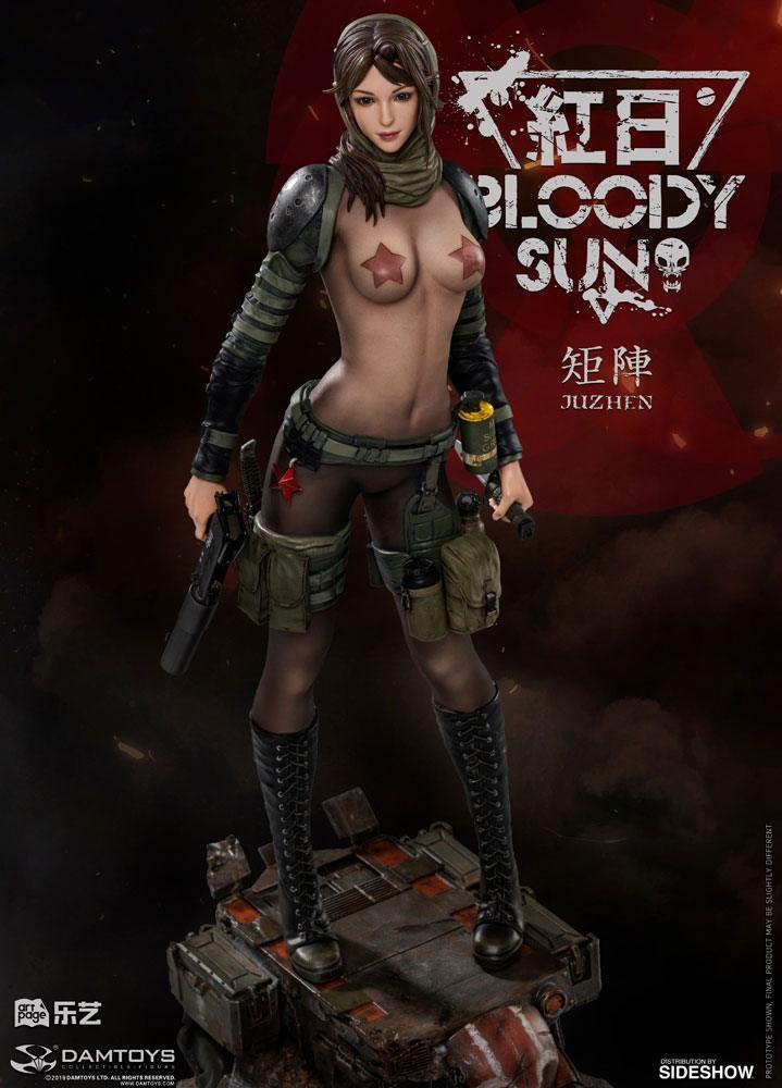 Statuette Bloody Sun Dum by Ju Zhen 37cm 1001 Figurines (4)