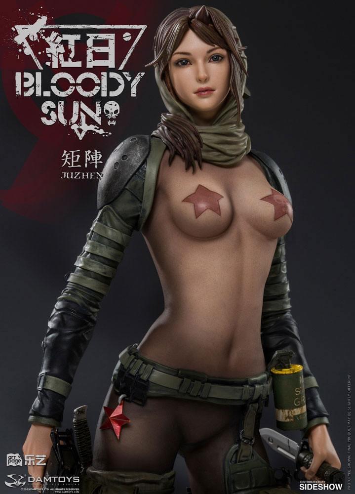 Statuette Bloody Sun Dum by Ju Zhen 37cm 1001 Figurines (7)