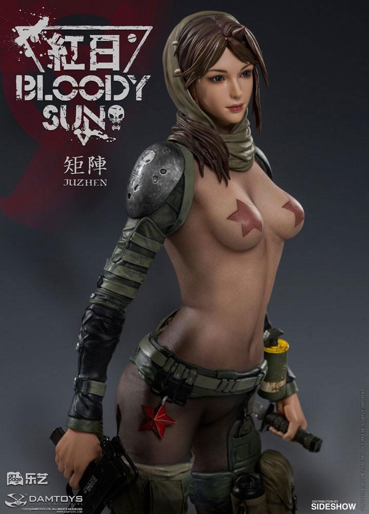 Statuette Bloody Sun Dum by Ju Zhen 37cm 1001 Figurines (10)
