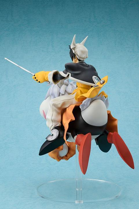 Statuette Hoshin Engi Taikoubou & Supushan 24cm 1001 Figurines (4)